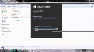Descargar E Instalar Visual Studio 2013 Ultimate Full