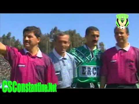 Derby CSC 0 - MOC 0 : Saison 1996/1997
