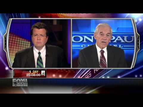 Ron Paul: Not Raising Debt Ceiling Won't Put U.S. In Default