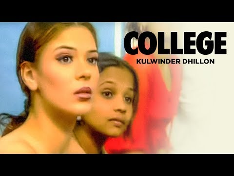 &quot;College Kulwinder Dhillon&quot; (Full Song)  | Yaadan