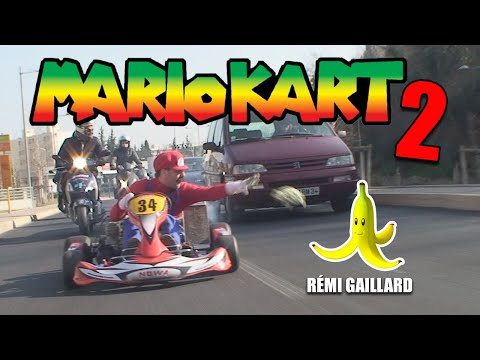 Mario Kart is back (Rémi GAILLARD)