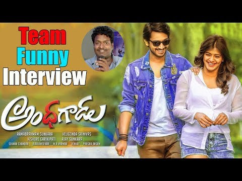 Andhagaadu-Movie-Team-Funny-Interview