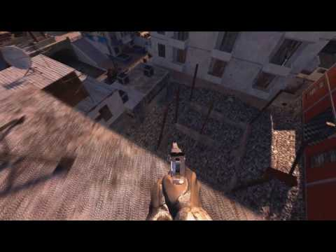 On Top of Karachi no RPG and some extra jumps (CoD4) (PC)
