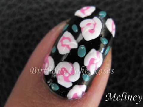 Simple Nail Art Design For Short Nails Nail Designs Video