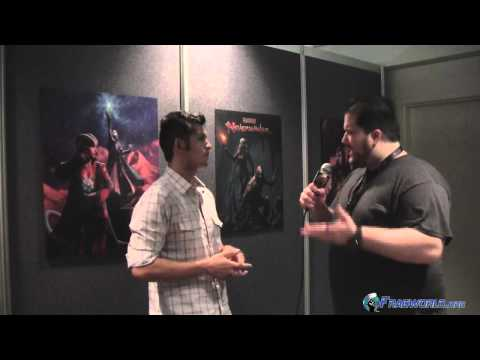 Neverwinter MMO Producer Interview by Fragworld at PAX Prime 2012