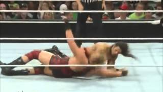Adam Rose Finisher RAW June 2nd 2014