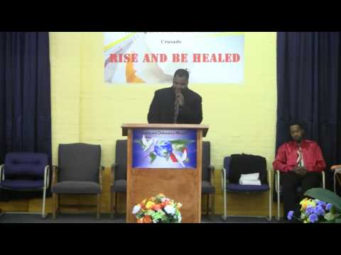 The Need For Christ by Pastor Mark Small  p2 of 2