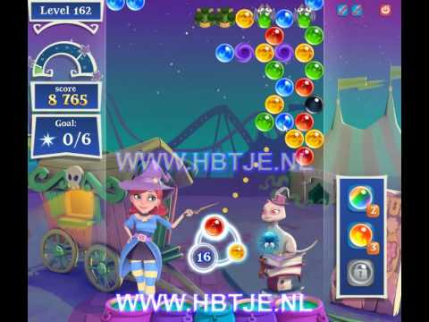 Bubble Witch Saga 2 level 162