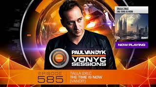 Paul Van Dyk Vonyc Sessions 585