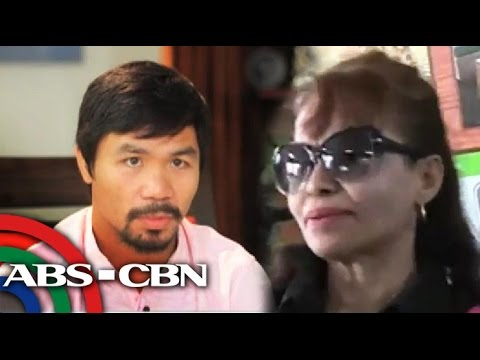 Mommy Dionisia can't marry boyfriend, Pacman says