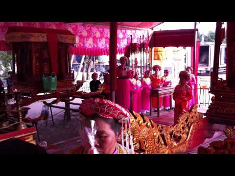 Le Hoi Truyen Thong Den Chua Lang NGOC TIEN - Xuan hong - X truong nam
