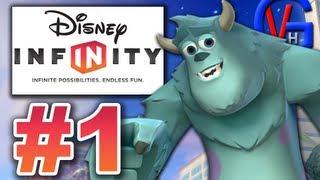Disney Infinity Disney Infinity: Walkthrough Part 1