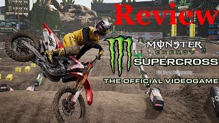 Monster Energy Supercross The Game - FULL REVIEW