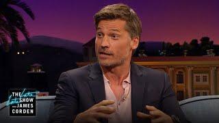 'Game of Thrones' Cast Tattoos Doesn't Excite Nikolaj Coster-Waldau