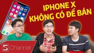 #BMML | iPhone 8 ế, iPhone X thì khan hàng - APPLE THẤT BẠI KÉP?
