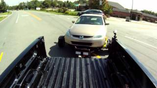 "Acme ""EZE-TOW"" Tow Dolly Driving Examples"