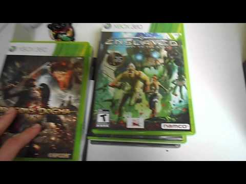 The Nerd Cave - The Nerd Cave #24 - April & May 2012 Gaming Pickups