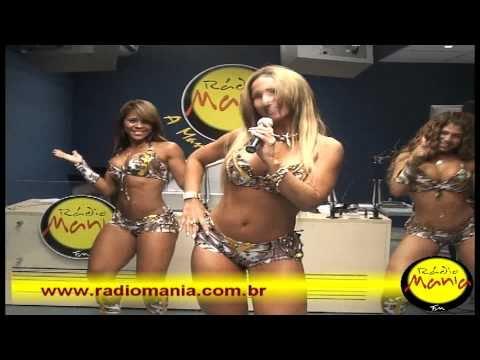 Rádio Mania - Gaiola das Popozudas no Bundalelê
