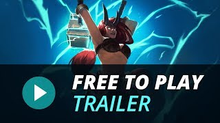Battlerite - Free-To-Play Launch Trailer