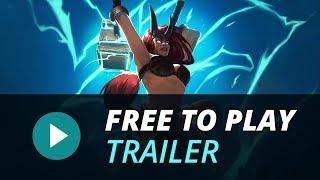 Battlerite - Free-To-Play Megjelenés Trailer