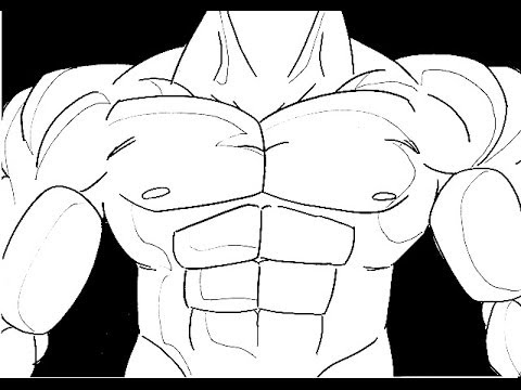 how to draw goku super saiyan full body