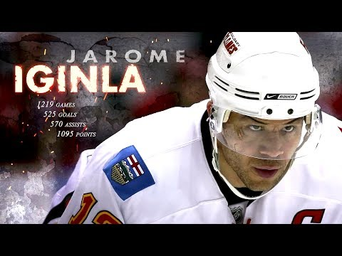 Jarome Iginla - Calgary Flames Career Tribute