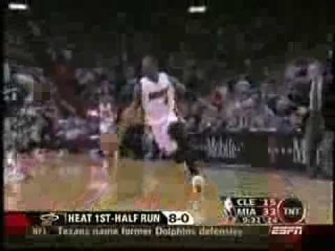 February 02, 2006 - ESPN - Game 47 Miami Heat Vs Cleveland Cavaliers - Win (29-18)(Sportscenter)