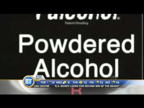 Palcohol, or powdered alcohol, causing concern