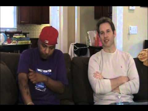 Joe Gransden and Russell Gunn Interview online metal music video by JOE GRANSDEN