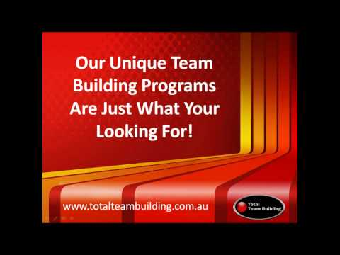 Total Team Building Activities and Team Building Games