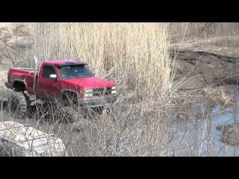 Big Chevy 4x4 Big Power At Oakville Mud Bog