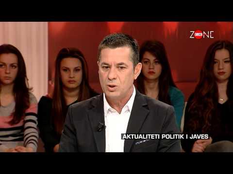 Zone e lire - Lorenc Vangjeli dhe Kastriot Myftaraj - Aktualiteti politik i javes! (13 mars 2015)