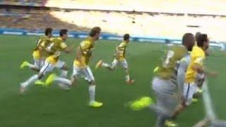 #Brasil2014 : Brasil 1 (3) Vs (2) 1 Chile Resumen Del