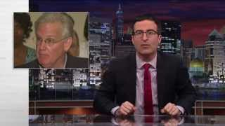 John Oliver on Ferguson, MO and Police Militarization