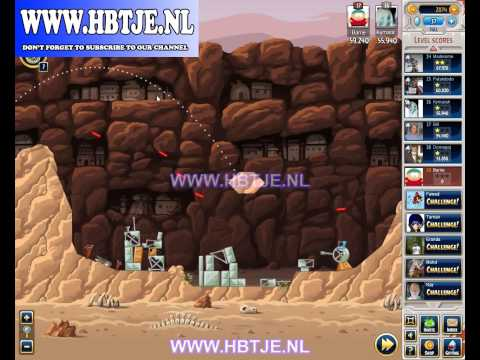 Angry Birds Star Wars Tournament Level 4 Week 57 (tournament 4) facebook