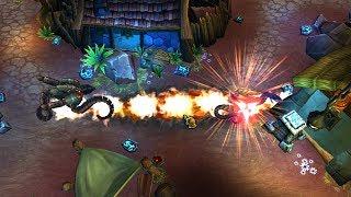 BattleCast Vel'Koz Skin Gameplay Spotlight (League Of