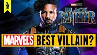 Is Black Panther's Killmonger the Best Villain Since the Joker? – Wisecrack Quick Take
