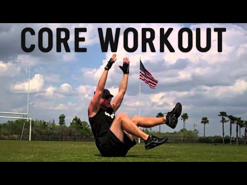 The 20 Minute Killer Core Workout Video!