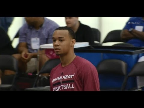 July 05, 2014 - NBATV - Miami Heat Summer League Game 01 Vs Boston Celtics - Loss (00-01)