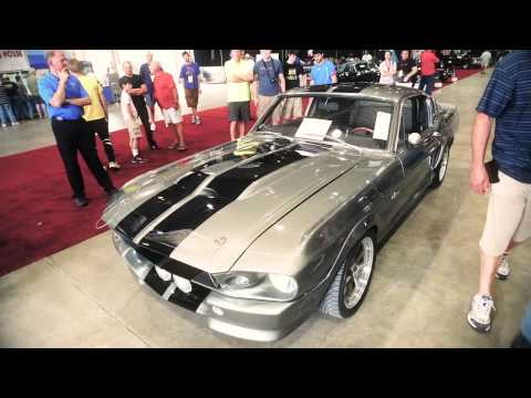Eleanor Hero Car Sells at Mecum for $1 Million