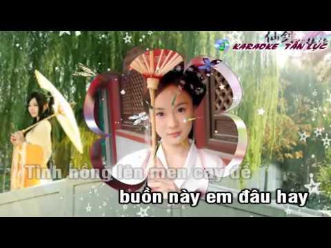 Karaoke LK Nhạc sống Organ Quê Hương Full HD