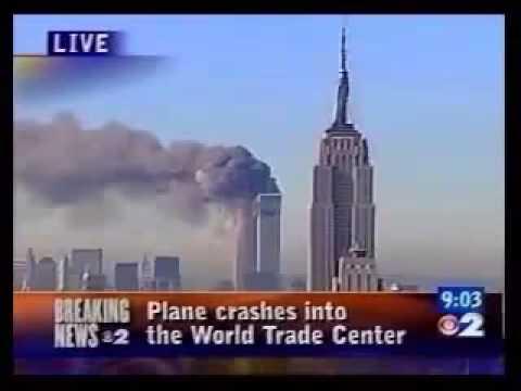 9/11~2nd Plane Impacting World Trade Center 2 Compilation