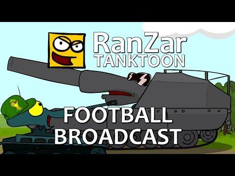 Tanktoon #68 - Futbalový prenos
