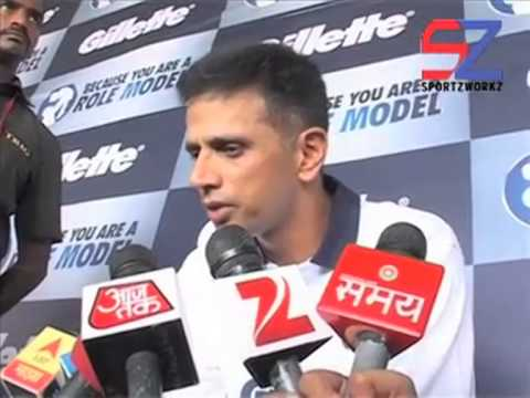 Challenge For India Against England - Rahul Dravid