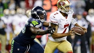 Kaepernick Gives Thoughts on the Super Bowl | Super Bowl XLVIII