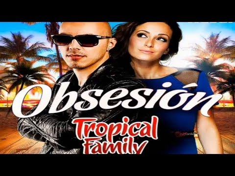 Kenza Farah et Lucenzo {Tropical Family} - Obsesion