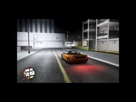 GTA IV: San Andreas на движке RAGE + видео