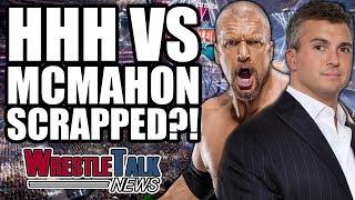 MAJOR WrestleMania 34 Storyline SCRAPPED By WWE?! | WrestleTalk News Sept. 2017
