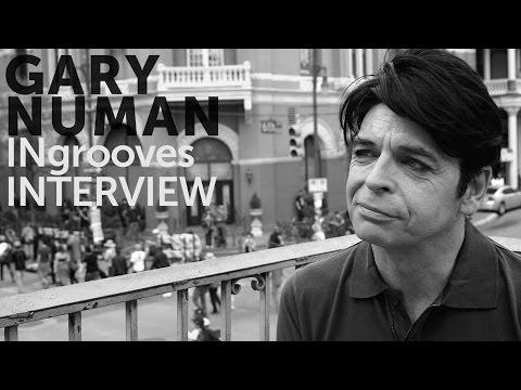 Gary Numan Exclusive Interview