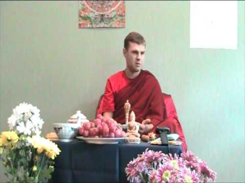 Основы тибетской йоги и медитации. (ч. 3)